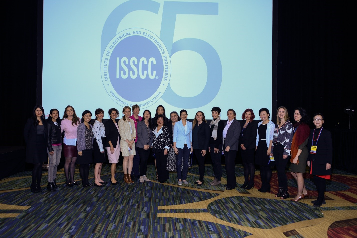 ISSCC event 2018 1