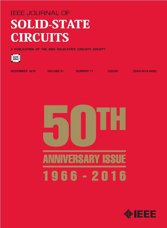IEEE JOURNAL OF SOLID-STATE CIRCUITS